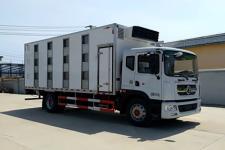 东风多利卡6米6猪苗运输车