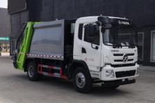 大力牌DLQ5161ZYSZK5型压缩式垃圾车