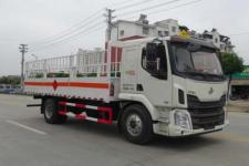 柳汽乘龙国五96米8气瓶运输车