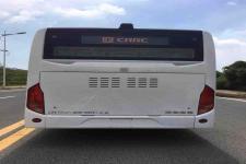 大汉牌CKY6801BEV01型纯电动城市客车图片3