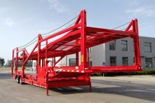 鲁襄13.8米16.8吨2轴车辆运输半挂车(THC9250TCL)