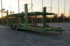 恩信事业11.1米11.2吨2轴中置轴车辆运输挂车(HEX9181TCL)