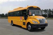 宇通牌ZK6935DX56型小学生专用校车图片