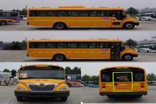 宇通牌ZK6935DX56型小学生专用校车图片2