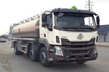 程力威牌CLW5250GYYL5LZ型铝合金运油车