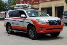 程力威牌CLW5030XZH5型指挥车直销15997903157