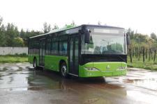 10.5米黄河JK6106GBEVQ5纯电动城市客车