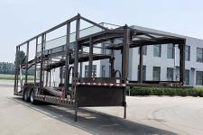 火炬挂车13.8米17吨2轴车辆运输半挂车(HJP9250TCL)