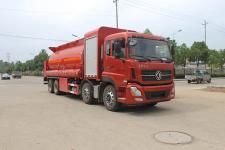 润知星牌SCS5311GRYDFH型易燃液体罐式运输车