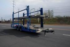 海鹏12米7.5吨2轴中置轴车辆运输挂车(JHP9151TCL)