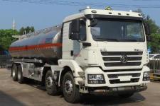 特运牌DTA5320GYYS5A型铝合金运油车