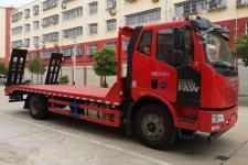 大力牌DLQ5160TPBCA5型平板运输车