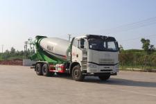 华专一牌EHY5250GJBCA5型混凝土搅拌运输车
