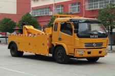 程力威牌CLW5140TQZE5型清障车