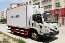 江鈴凱銳國五4米2冷藏車