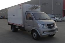 北汽昌河3米1冷藏車小型保溫車蔬菜運輸車