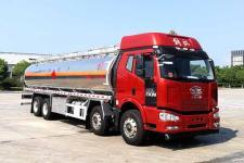 楚胜牌CSC5320GYYLCV型铝合金运油车