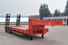 徐骏10.5米28.8吨6轴低平板半挂车(SJA9371TDPXZ)