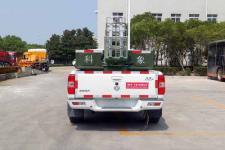 华专一牌EHY5030TRTZN型人工影响天气火箭作业车图片