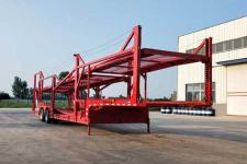 儒源13.8米20吨2轴乘用车辆运输半挂车(ZDY9280TCC)
