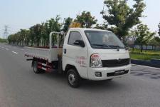 华通牌HCQ5041JSQG5型随车起重运输车