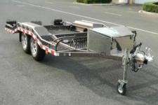 汇斯诚5.4米1.9吨2轴中置轴挂车(DWJ9030)