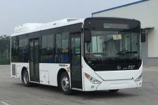 8.5米中通插电式混合动力城市客车
