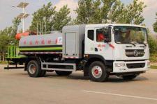 程力威牌CLW5184TDY5型多功能抑尘车