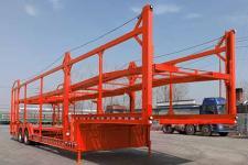 新科13米14.2吨2轴车辆运输半挂车(LXK9220TCL)