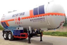 程力威11.3米17吨2轴液化气体运输半挂车(CLW9311GYQ)