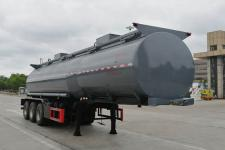 楚胜10.5米31吨3轴普通液体运输半挂车(CSC9400GPG)