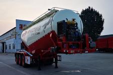 恩信事业8.5米32.9吨3轴下灰半挂车(HEX9406GXH)
