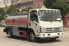 程力威牌CLW5070GYYB5型运油车