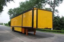 华东13米10吨2轴展示半挂车(CSZ9261XXZ)