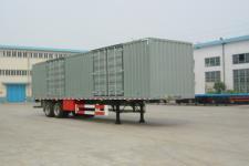 速通13米20吨2轴厢式半挂车(PDZ9270XXY)