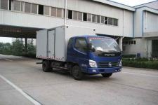 福田奥铃国五单桥厢式运输车116马力5吨以下(BJ5049XXY-EC)