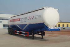 中梁宝华12.3米29.2吨3轴下灰半挂车(YDA9401GXH)