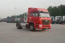 豪瀚牌ZZ4185M4213E1L型牵引汽车