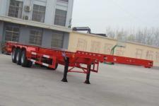 远东汽车12.4米33吨3轴集装箱运输半挂车(YDA9403TJZ)