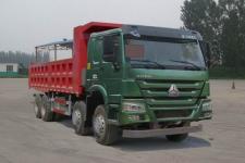 豪沃牌ZZ3317N3867E1型自卸汽车图片