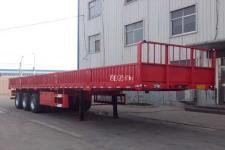 雨辰10米34.5吨3轴半挂车(SCD9406)