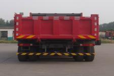 豪瀚牌ZZ3315M3563E1L型自卸汽车图片