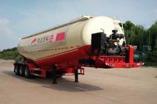 成事达11.2米30.8吨3轴下灰半挂车(SCD9402GXH)