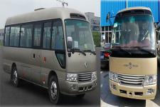 金旅牌XML6700J15C型城市客车图片2