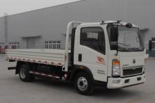 豪沃国五单桥货车114马力1735吨(ZZ1047D3415E145C)