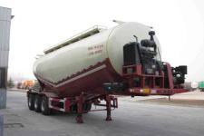 万事达8.8米31.9吨3轴中密度粉粒物料运输半挂车(SDW9401GFL)