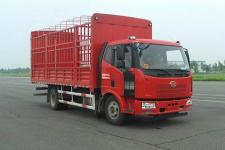 一汽解放国五单桥仓栅式运输车154-243马力5-10吨(CA5160CCYP62K1L4E5)
