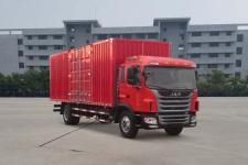 江淮格尔发国五单桥厢式运输车156-220马力5-10吨(HFC5161XXYP3K1A47V)