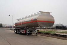 万事达11.2米33.8吨3轴铝合金运油半挂车(SDW9405GYYC)