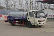 东风多利卡8吨洒水车价格